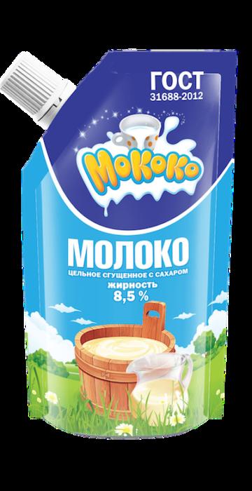 МоКоКо сгущеное молоко